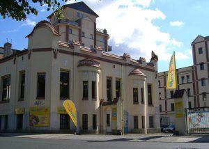 Fassade Mühlenstraße Megafit Freital