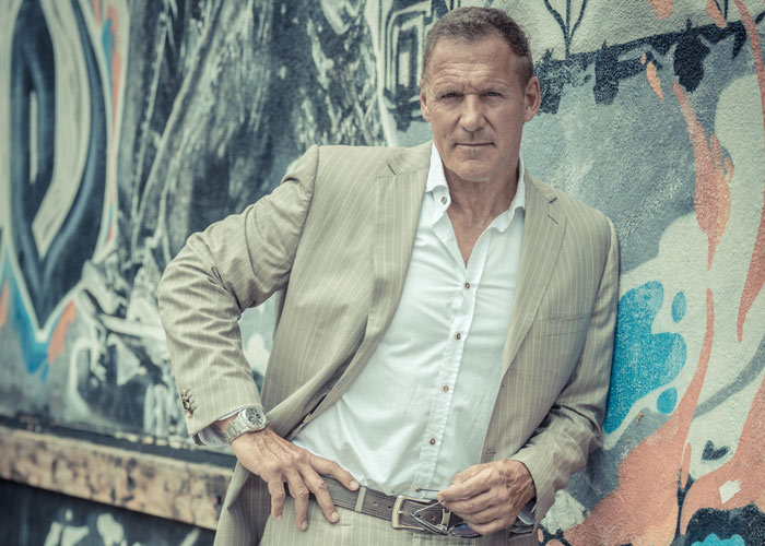 Portrait Ralf Möller