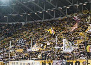 Fanblock Stadion Dynamo Dresden