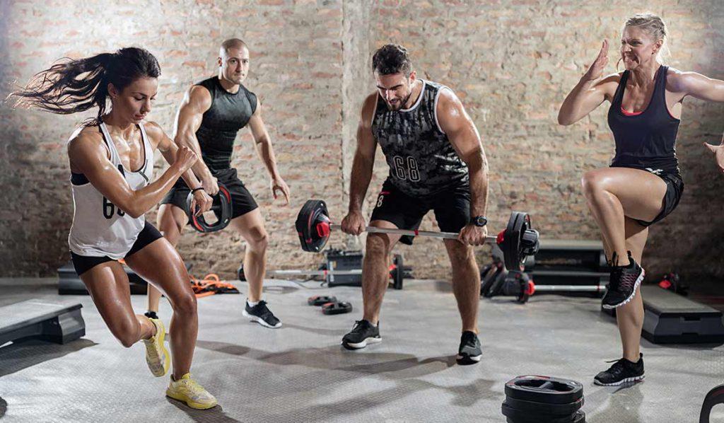 Power Cross Fitness